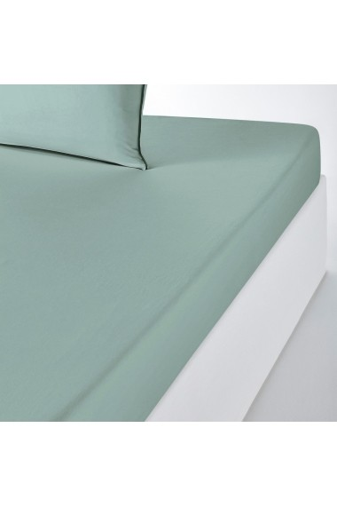 Cearsaf Pavone La Redoute Interieurs GEV868 180x200 cm verde