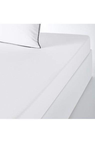 Cearsaf Pavone La Redoute Interieurs GEV868 140x190 cm alb