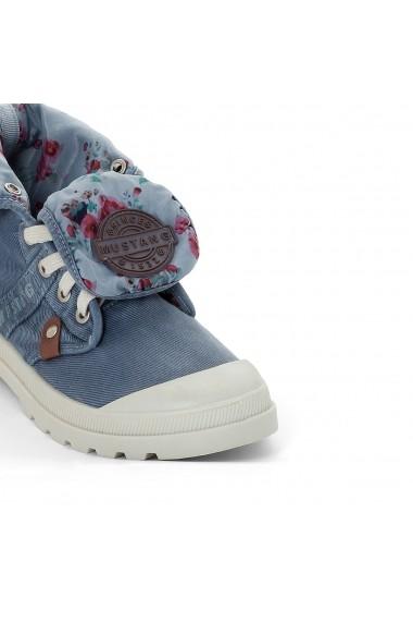 Pantofi sport MUSTANG SHOES GEW454 albastru