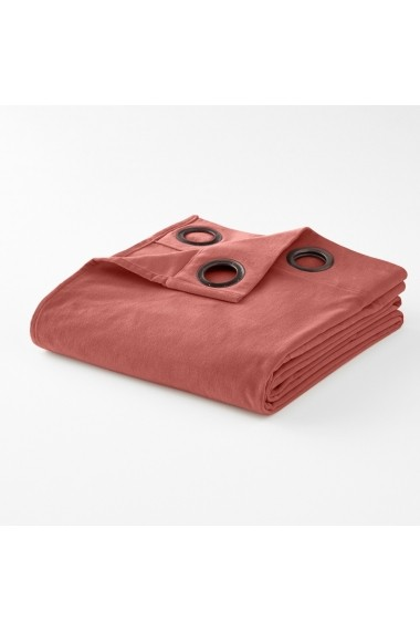 Draperii Velvet La Redoute Interieurs GEW963 220x135 cm roz