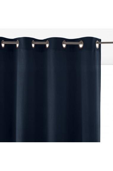 Draperii Velvet La Redoute Interieurs GEW963 260x135 cm bleumarin