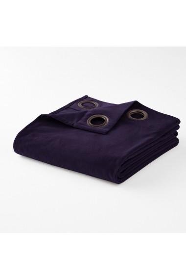 Draperii Velvet La Redoute Interieurs GEW963 260x135 cm violet