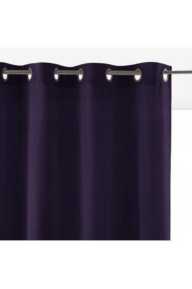 Draperii Velvet La Redoute Interieurs GEW963 350x135 cm violet