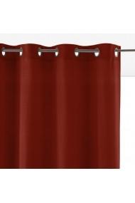 Draperii Velvet La Redoute Interieurs GEW963 220x135 cm rosu