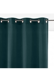 Draperii Velvet La Redoute Interieurs GEW963 260x135 cm verde