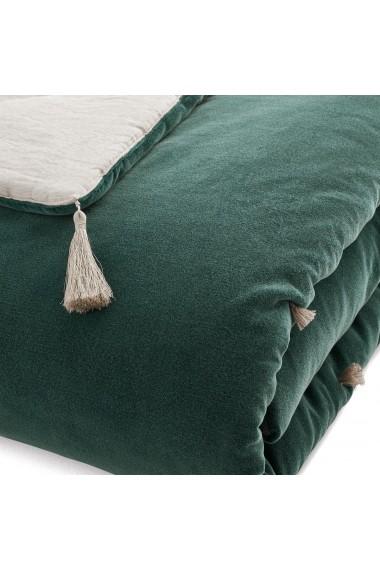 Cuvertura de pat Nidhi AM.PM GEX152 130x180cm verde