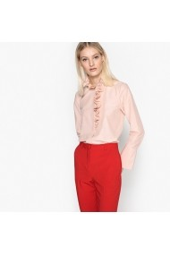 Риза La Redoute Collections LRD-GEX463_Rose-poudre Розов