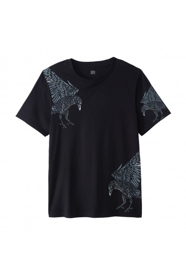 Tricou La Redoute Collections GEX543 negru