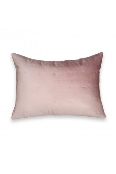 Husa pentru perna Damya La Redoute Interieurs GEX868 50x70 cm roz