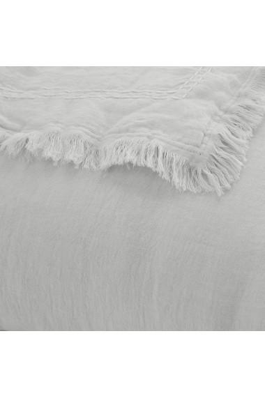 Cuvertura de pat Domitien AM.PM GEX904 180x230 cm gri