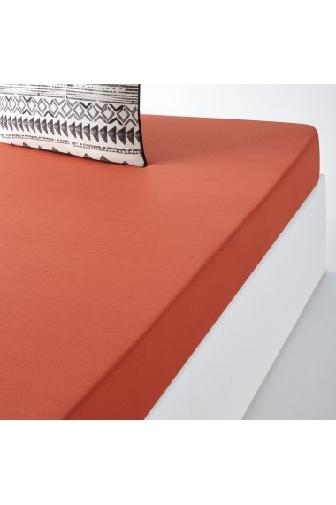 Cearsaf Tiebelle La Redoute Interieurs GEY081 160x200 cm maro