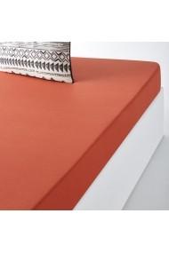 Cearsaf Tiebelle La Redoute Interieurs GEY081 180x200 cm maro