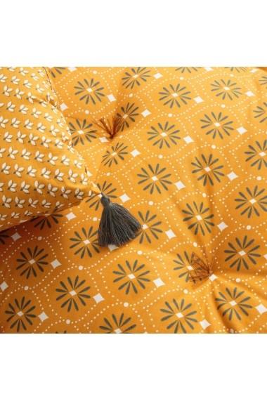 Perna decorativa pentru banca Lonie La Redoute Interieurs GEY124 120x60 cm multicolor