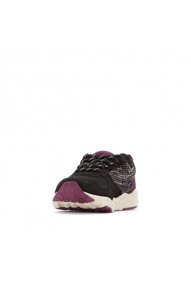 Pantofi sport La Redoute Collections GEY256 negru - els