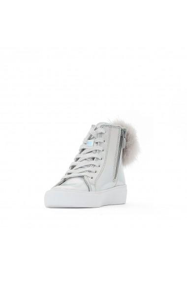 Pantofi sport inalti La Redoute Collections GEY259 multicolori
