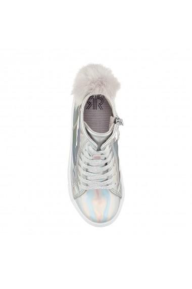 Pantofi sport inalti La Redoute Collections GEY259 multicolori - els