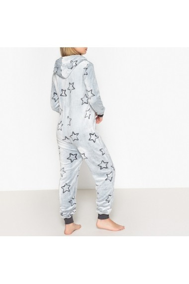 Pijama La Redoute Collections GEY387 gri - els