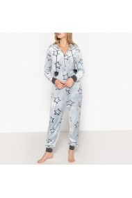 Pijama La Redoute Collections GEY387 gri - els