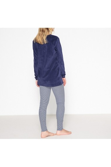 Pijama La Redoute Collections GEY397 bleumarin