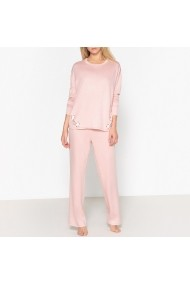 Pijama La Redoute Collections GEY571 roz
