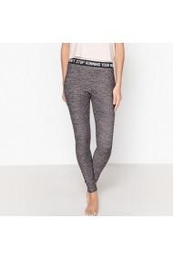 Pantaloni de pijama La Redoute Collections GEY579 gri