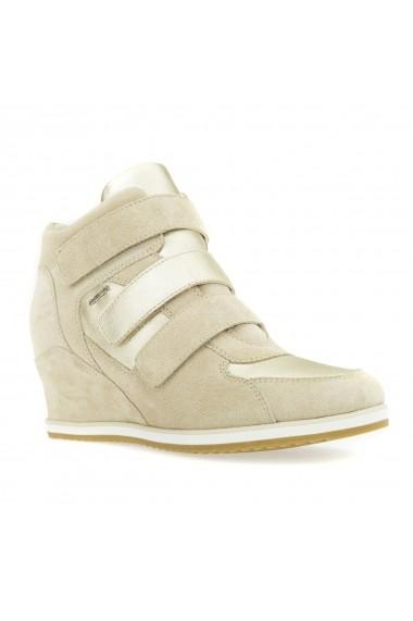 Pantofi sport GEOX GEY583 Nude Nude