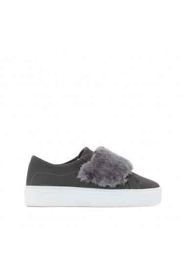 Pantofi sport La Redoute Collections GEY596 gri