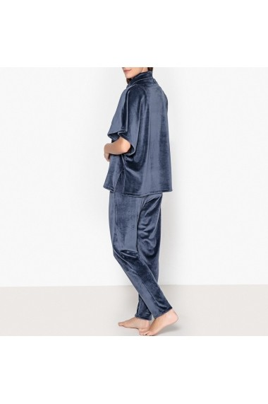 Pijama La Redoute Collections GEY848 bleumarin