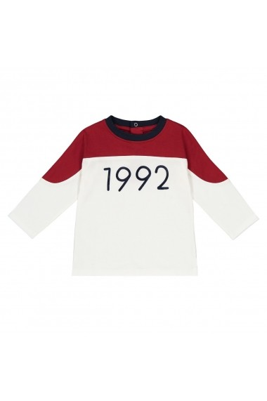 Bluza La Redoute Collections GEY925 alb