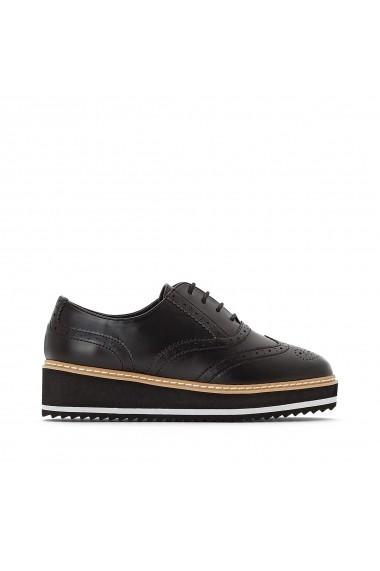Pantofi La Redoute Collections GEZ130 negru