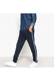 Pantaloni sport La Redoute Collections GEZ265 bleumarin