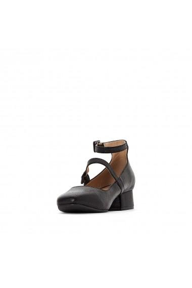 Pantofi cu toc MADEMOISELLE R GEZ362 negru