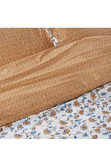 Husa de pilota Indian Flower La Redoute Interieurs GEZ404 260x240 cm multicolor