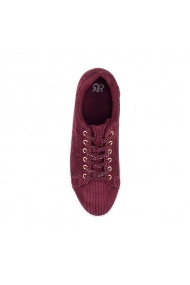 Pantofi sport MADEMOISELLE R GEZ473 visiniu