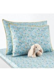Set 2 fete de perna Dans Mon Petit Nid La Redoute Interieurs GEZ697 40x60 cm albastru