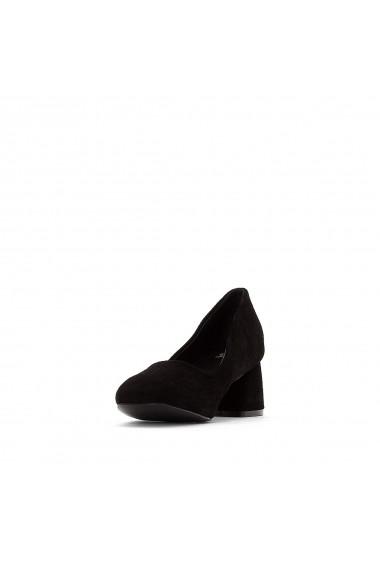 Pantofi cu toc La Redoute Collections GEZ872 negru