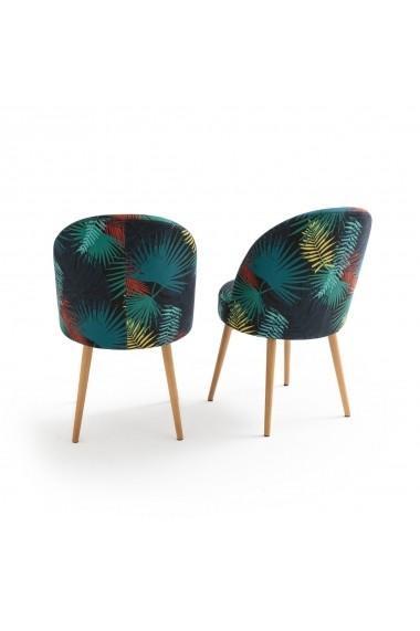 Set 2 scaune tip fotoliu Quilda La Redoute Interieurs GFA943 multicolor