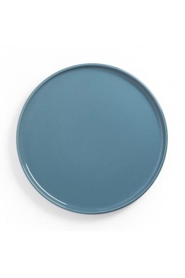 Farfurii Elinor La Redoute Interieurs GFB428 albastru