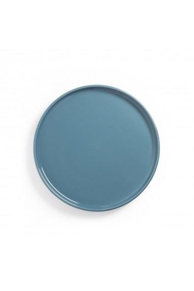 Farfurii Elinor La Redoute Interieurs GFB438 albastru