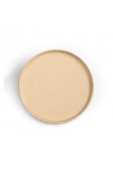 Farfurii Elinor La Redoute Interieurs GFB438 nude