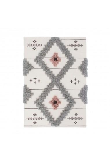 Covor decorativ Melines La Redoute Interieurs GFB458 120x170 cm alb