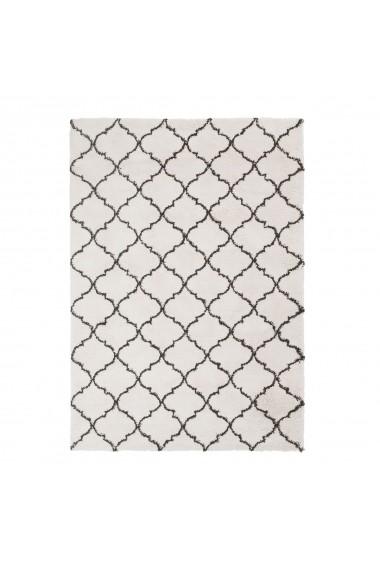 Covor decorativ Noghar La Redoute Interieurs GFB467 160x230 cm negru