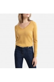 Пуловер ANNE WEYBURN LRD-GFB696-5485 Жълт