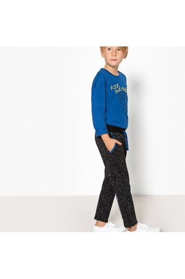 Pantaloni sport La Redoute Collections GFC228 gri