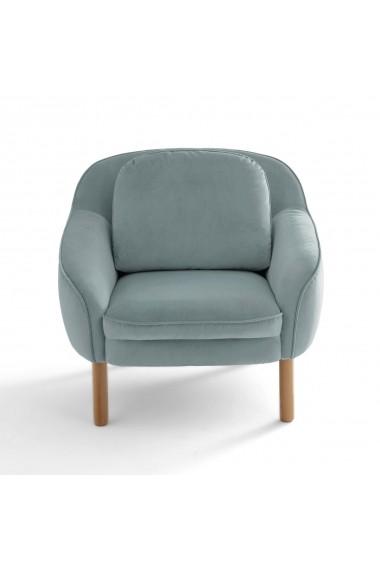 Fotoliu Charley La Redoute Interieurs GFD335 1P albastru