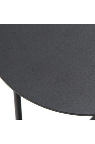 Masuta de pereteOblone La Redoute Interieurs GFD603 negru