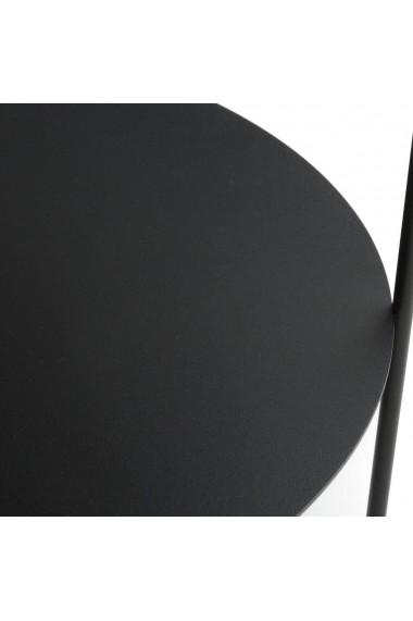 Masuta de cafea Oblone La Redoute Interieurs GFD605 negru
