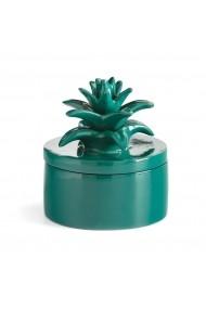 Cutie cu capac in forma de ananas Loupia La Redoute Interieurs GFE058 verde