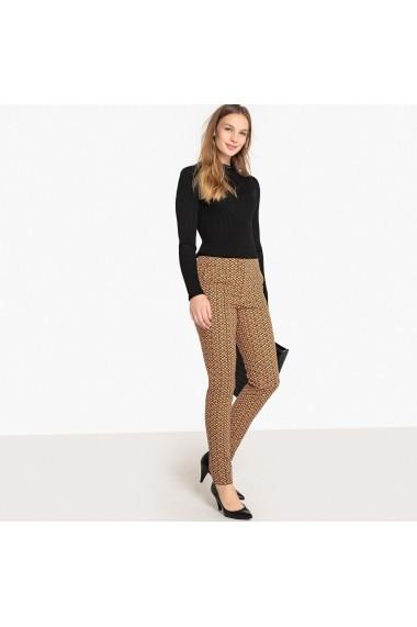 Pantaloni drepti La Redoute Collections GFE454 multicolor