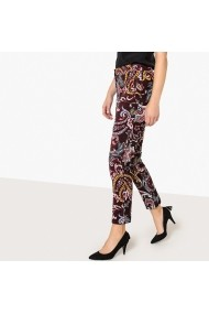 Pantaloni drepti La Redoute Collections GFE460 multicolor